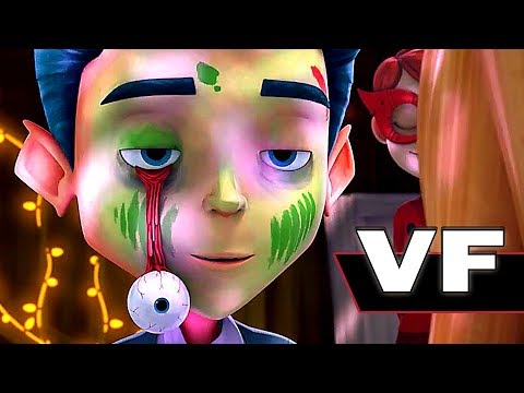 MONSTER ISLAND streaming VF ✩ Animation (2017)