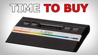 Time to Buy: Atari 2600 Jr.