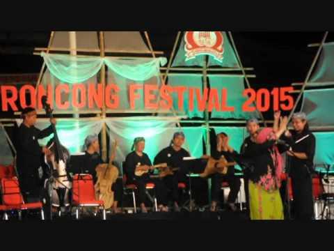 Solo Keroncong Festival 2015 - Keroncong Inggris