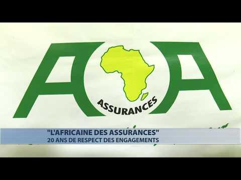 L'africaine des Assurances célèbre ses 20 ans d'existence