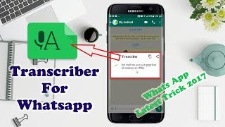 Voice Translator For Whats App Voice Clip