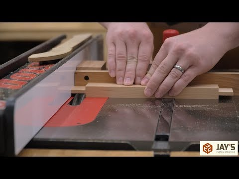 Easy Mortise and Tenon Joints -  Vanity/Desk/Dartboard Cabinet
