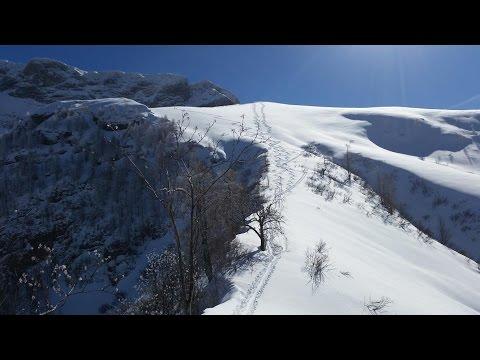 Skitour Hohe Rossfelder (2023m) - Berchtesgadener Alpen