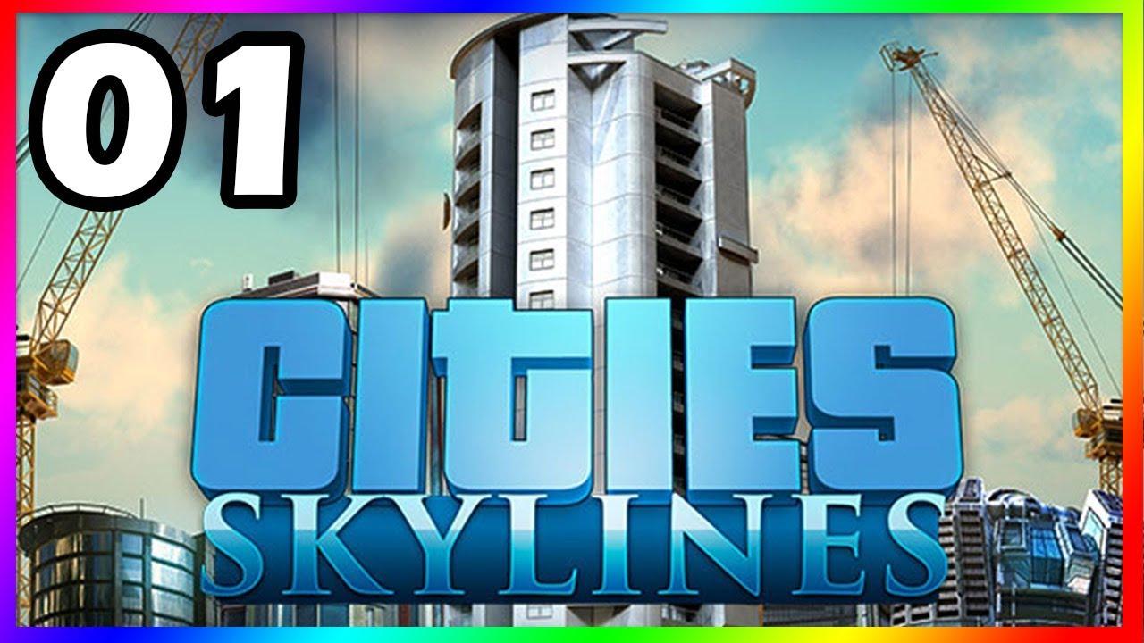 Cùng Chơi Cities: Skylines #1 BEST GAME XÂY DỰNG THÀNH PHỐ