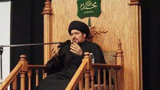 طرق إتصال الإنسان بعالم الوحي - السيد منير الخباز