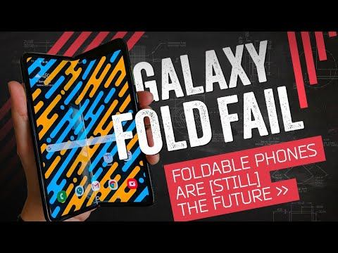 Did The Galaxy Fold Kill Foldable Phones?