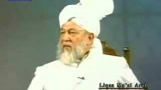 Can there be any reformer after Promised Messiah Hadhrat Mirza Ghulam Ahmad Qadiani part 2/4