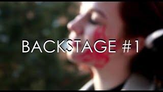 "BACKSTAGE #1 / Съёмка трейлера книги ""Эффект бабочки""!"