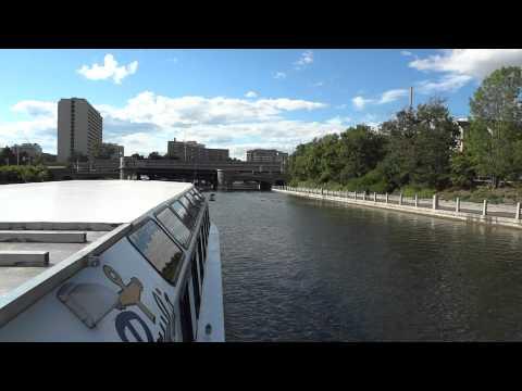 Rideau Canal Cruise