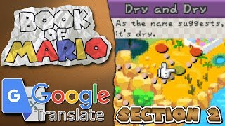 Book of Mario [Google Translated Paper Mario] ~ Chapter 2