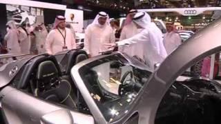 Автопроизводители Представили Новинки На Ежегодном Автосалоне В Катаре