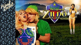 "Zelda Porn Parody: ""The Legend of Zildo"" (Trailer)"