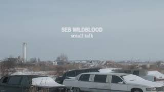 Cover images seb wildblood - small talk