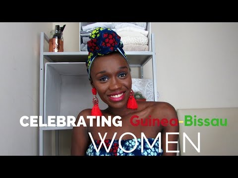 CELEBRATING WOMEN OF GUINEA-BISSAU (Women's day special)