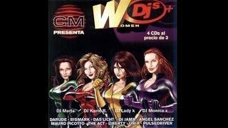 Women DJ - CD4 DJ Monica X (2001)