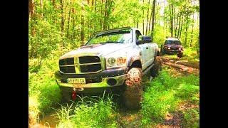 Тест Dodge Ram 2500 На Бездорожье. Покатушка В Житомире.