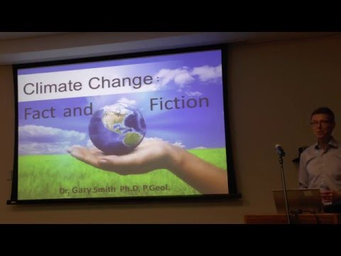 Climate Change - Fact & Fiction