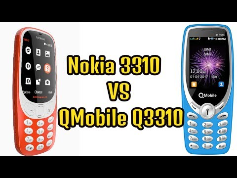 QMobile Q3310 vs Nokia 3310 Price in Pakistan & Specifications - Shahid tech