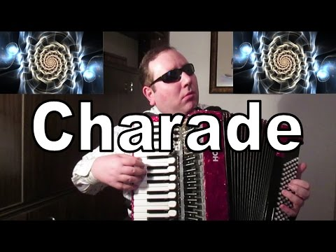 Charade (1963 Movie Soundtrack) Accordion Cover - Murathan
