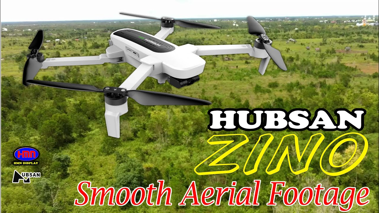 Download HUBSAN ZINO H117s SMOOTH AERIAL FOOTAGE
