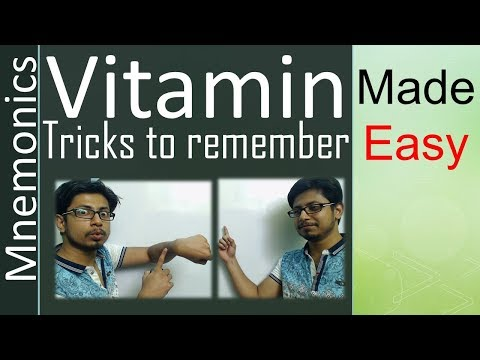 Vitamins Short Tricks | Vitamins And Deficiency Diseases