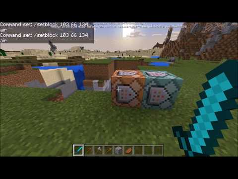 Minecraft Bedrock Mixer Interactive Tutorial