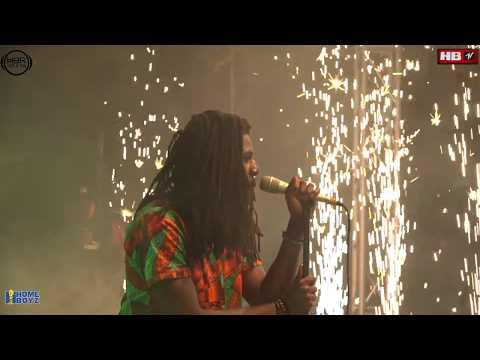 Chronixx Chronology Tour Kenya show