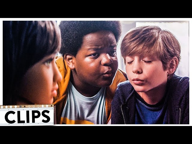 GOOD BOYS exklusiver Clip + Filmclips & Trailer Deutsch German