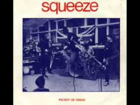 Squeeze - Packet of Three EP