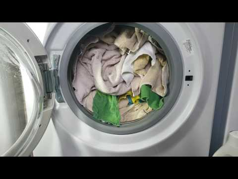 Hotpoint cotton 90 (performance+, extra rinse) 1/8