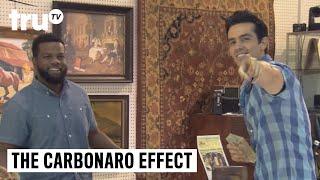 The Carbonaro Effect - Escape Artist Tarantula Revealed