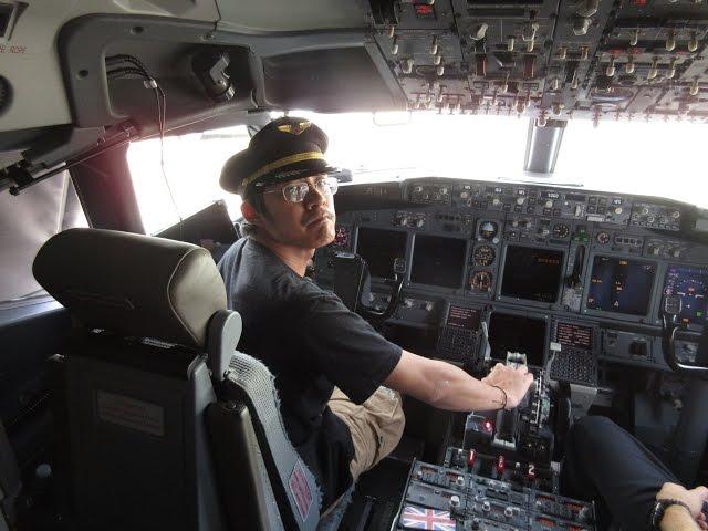 American 4373 Take-off
