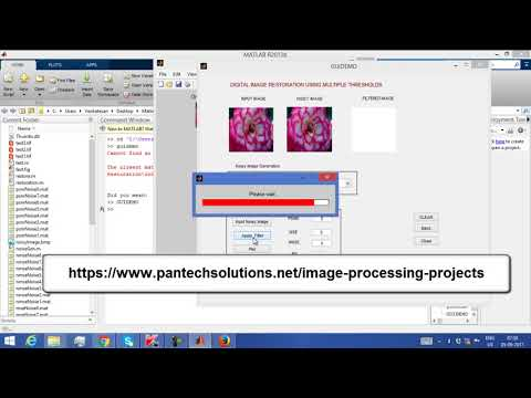 MATLAB BASED IMAGE PROCESSING PROJECTS   Pantech Blog