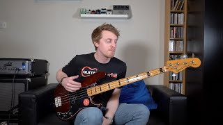 Squier Classic Vibe 70s Precision Bass | All You Need to Know!