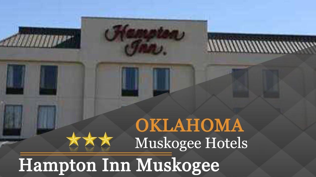 Hampton Inn Muskogee Hotels Oklahoma