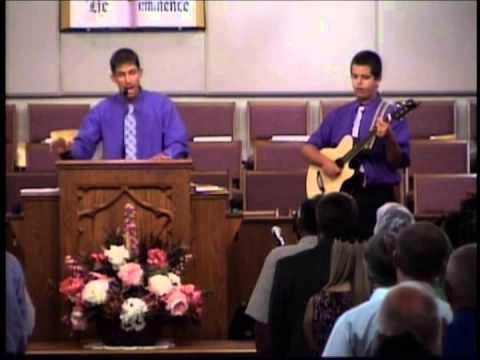 Spanish Wells Gospel Chapel Frank Perry Special (Y