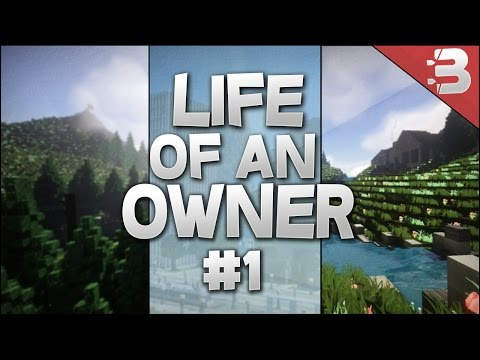 Minecraft: Life Of An Owner | Buildz Creative | Ep1