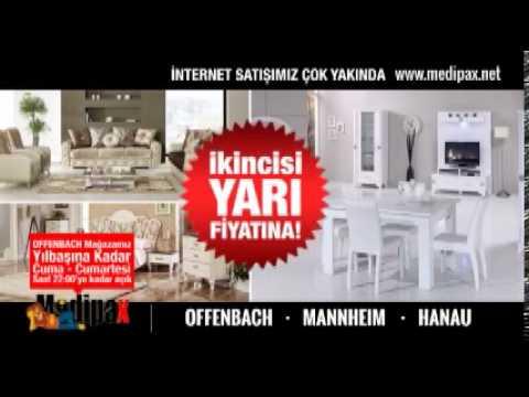 medipax aralik spot 2 youtube. Black Bedroom Furniture Sets. Home Design Ideas