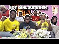 MeganThëëStallion - Hot Girl Summer ft. Nicki Minaj & TyDolla$ign [Official Video] *REACTION*