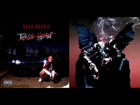 Travis Scott x Danielle Bregoli - These Goosebumps (Mashup)