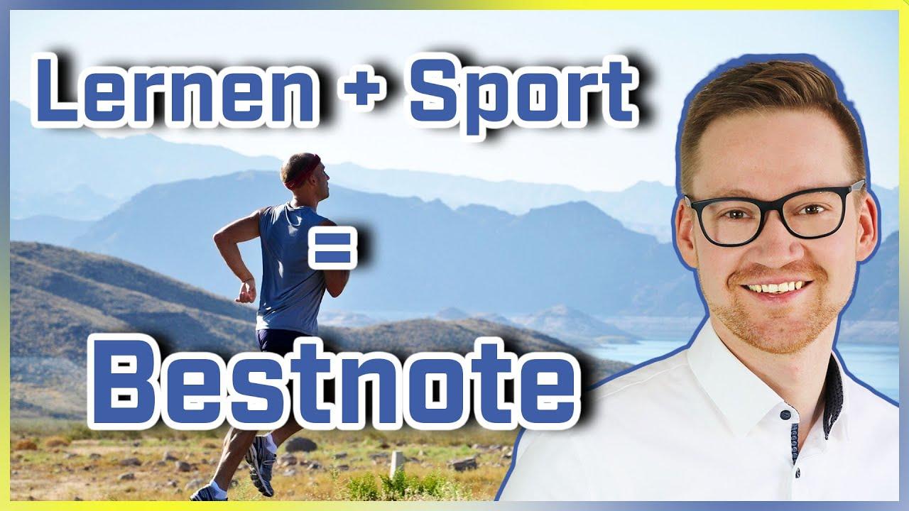 Wie Sport deine Noten drastisch verbessert! #Hirnforschung #Bewegung #Gehirn