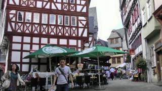 Kanutour LAHN 2012 - Tag 4: Highlight LIMBURG - Nostalgie-Trip von Wetzlar zum Rhein