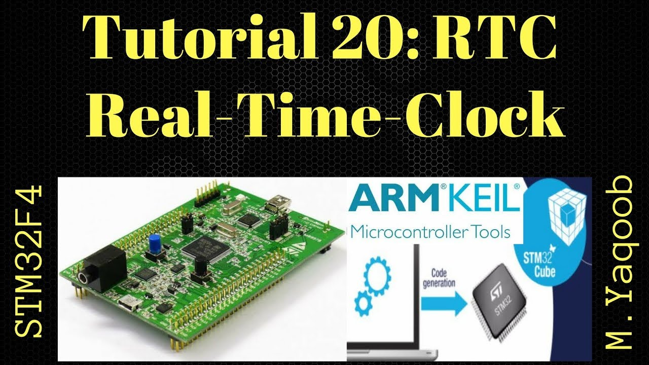 STM32F4 Discovery board - Keil 5 IDE with CubeMX: Tutorial 26 - SPI LCD +  Resistive touch