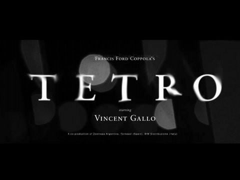 Tetro: The First 3 Minutes