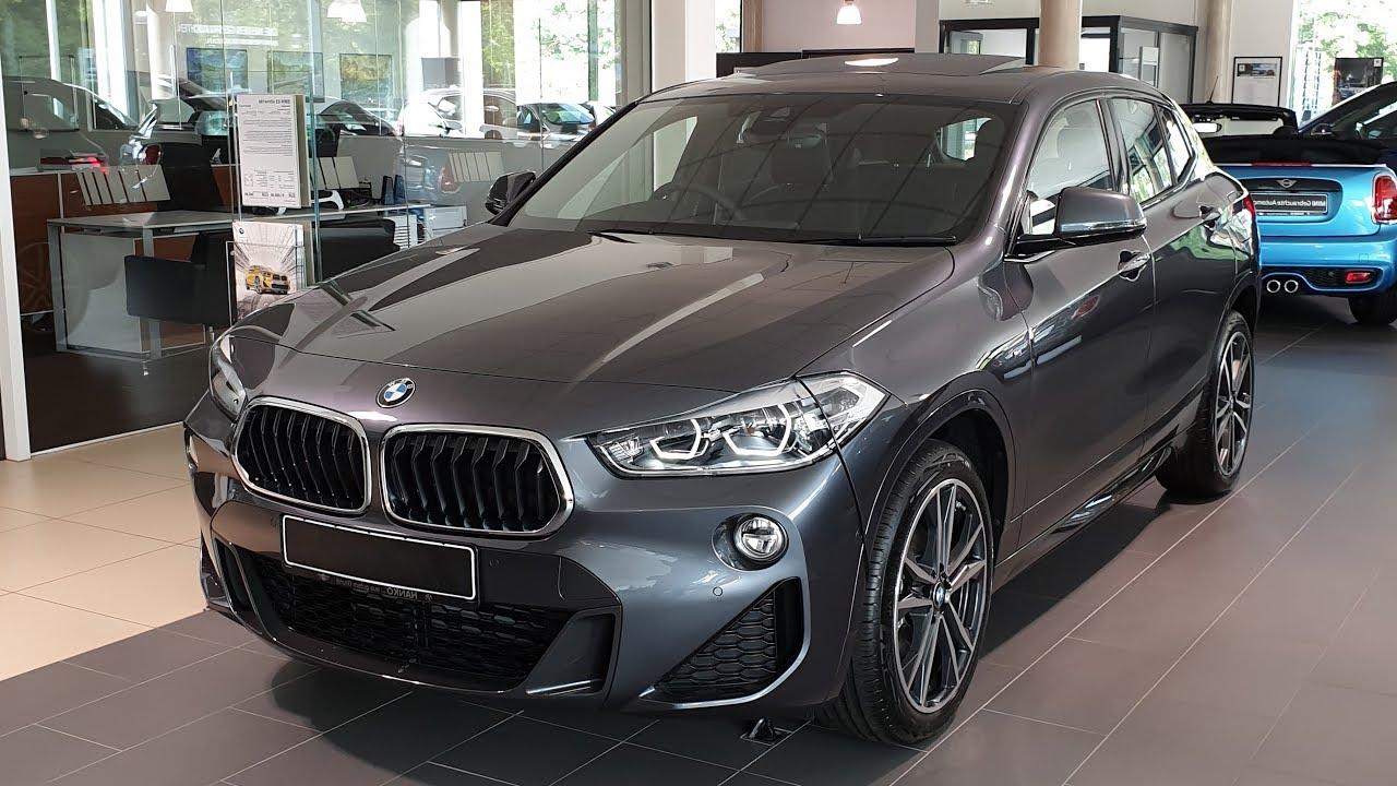 2020 BMW X2 sDrive18d Modell M Sport   -[BMW.view]-