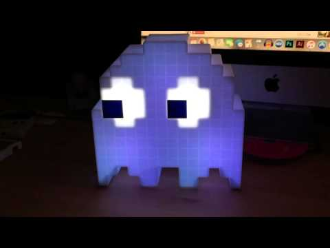 Pac-Man LED Ghost Light: Party Mode