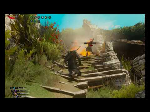 Yet Another Witcher 3 Mod Pack (now with combat footage