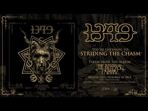 1349 - Striding the Chasm (Official Track Premiere)
