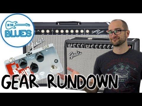 Shane's Music Gear Rundown (2014)