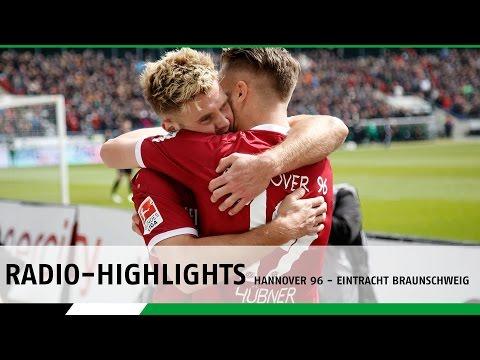Radio-Highlights | Hannover 96 - Eintracht Braunschweig